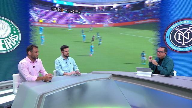 Mesa comenta conquista do Palmeiras no Torneio da Flórida