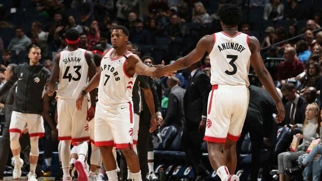 Melhores momentos de Toronto Raptors 122 x 112 Minnesota Timberwolves pela NBA