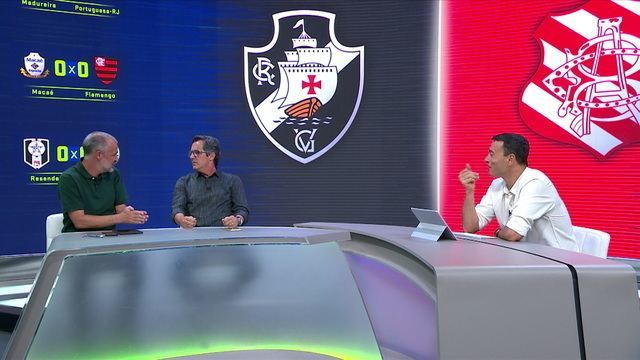 Analistas falam sobre Abel Braga escalar os garotos contra o sub-20 do Flamengo
