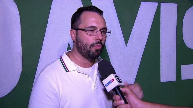 """Mario Bittencourt fala sobre a possibilidade de Fred voltar ao Tricolor: """"Todo mundo sabe que é um desejo da nossa torcida e da presidência"""""""