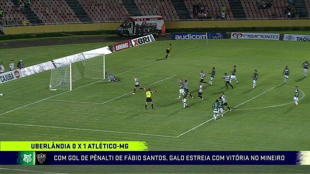 """Raphael Rezende e Pedrinho analisam a estreia de Dudamel no Atlético-MG e afirmam """"será uma equipe mais vertical"""""""