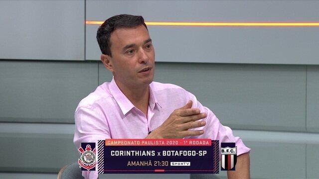 Melhorou ou Piorou? Para Rizek o time do Corinthians melhorou, mas não o suficiente para brigar por títulos