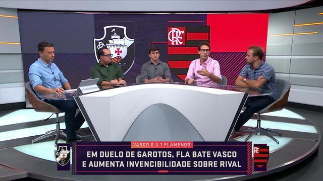 Mesa discute planejamento atual do Flamengo