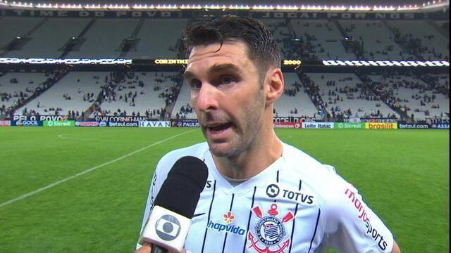 Boselli comenta vitória do Corinthians na estreia do estadual