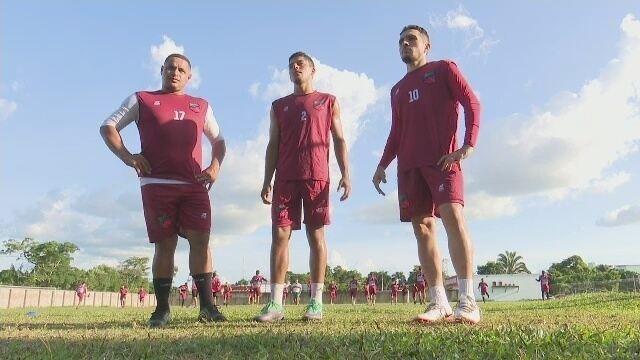 Três jogadores do Humaitá são convocados para Seleção Brasileira de Fut7