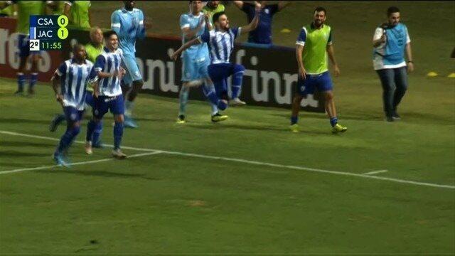 Confira os melhores momentos de CSA 3 x 2 Jaciobá, pela 2ª rodada do Campeonato Alagoano