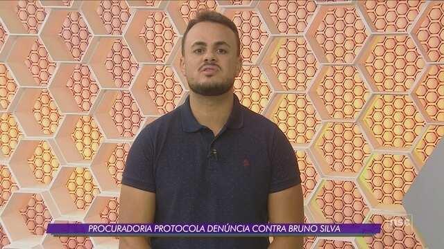 Procuradoria protocola denúncia contra Bruno Silva