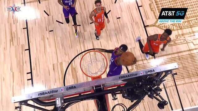 Melhores momentos: Time USA 151 x 131 Time WLD, no All Star Game da NBA