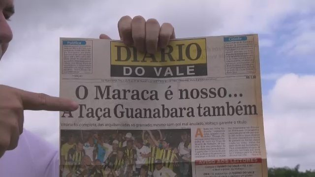 Veja o 3º bloco do Globo Esporte Acre deste sábado (15/02/2020)