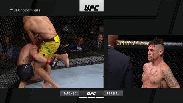 Melhores Momentos de Diego Sanchez x Michel Pereira pelo UFC Rio Rancho em 15/02/2020