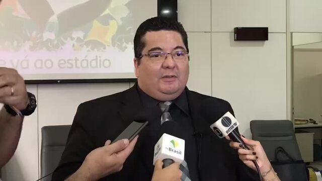 Procurador geral de Justiça do RN fala sobre combate a violência nos estádios de futebol