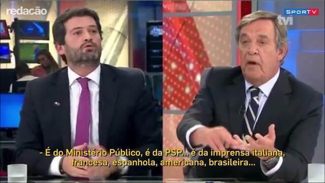 Portugueses debatem episódio de racismo, e deputado chama brasileiros de ignorantes