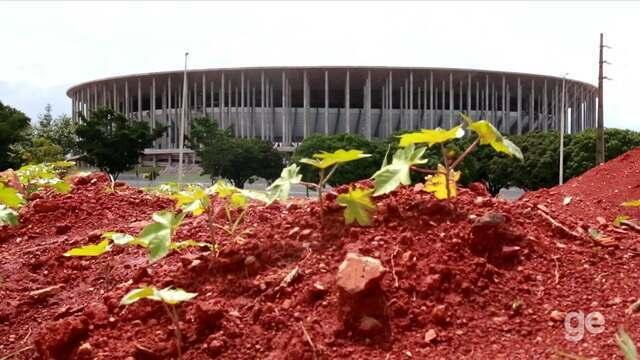 Final vermelha em Brasília na Supercopa do Brasil