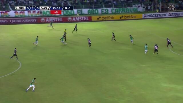 Melhores momentos de Oriente Petrolero 0 x 0 Vasco, pela Copa Sul-Americana