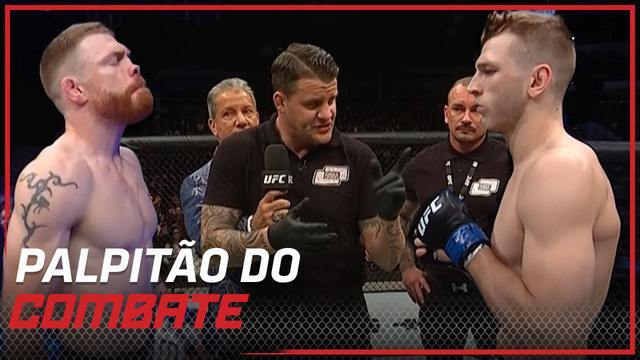 UFC Auckland: Felder x Hooker