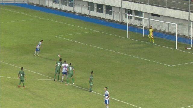 Com gol no fim, Atlético-AC vence Andirá e garante classificação às semifinais do 1º turno