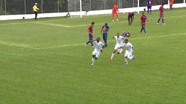 Veja o gol de PSTC 1x0 Paraná Clube, pela oitava rodada do Campeonato Paranaense