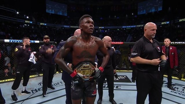 Veja como foi a disputa do UFC 248