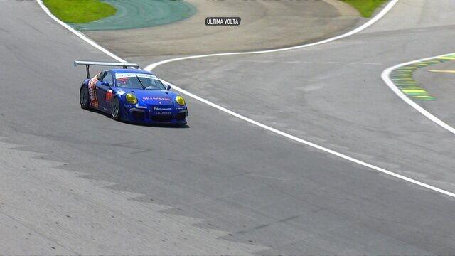 Urubatan Jr. vence a 1ª corrida da etapa de Interlagos da Porsche Cup categoria 3.8