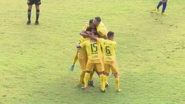 Veja os gols de Atlético-AC 0 x 4 Galvez, pela decisão do 1º turno do Campeonato Acreano