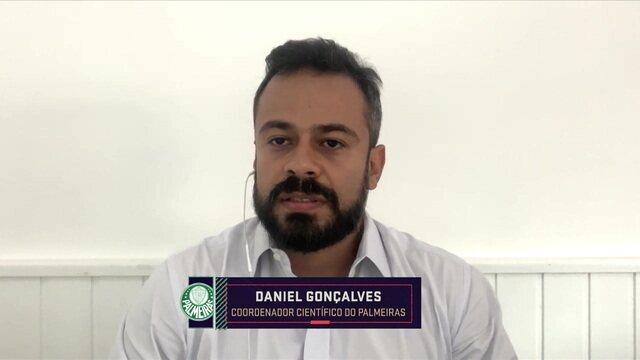 Coordenador científico do Palmeiras avalia impactos da paralisação do futebol