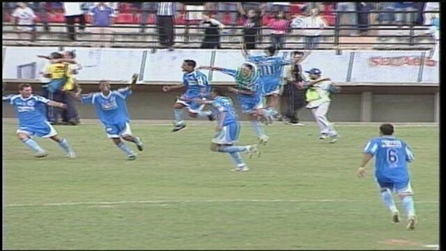 Em 2005, São Bento conquistava o acesso à elite do Paulistão