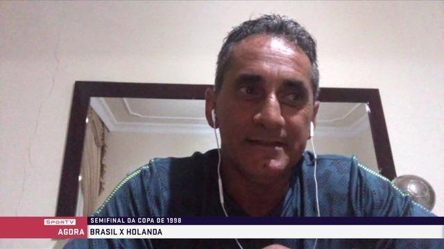Titular na semifinal da Copa de 1998, Zé Carlos recorda de surpresa por convocação