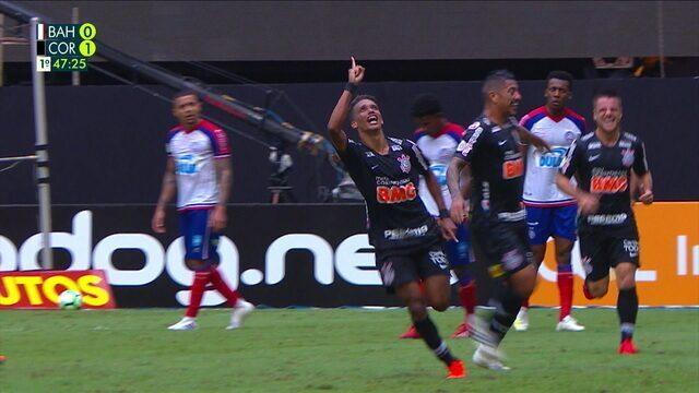 Gols do Pedrinho, do Corinthians