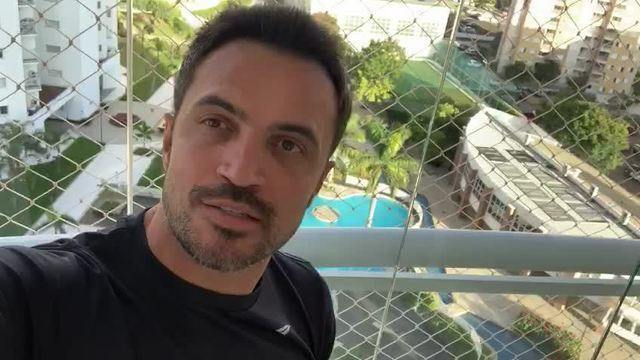Brasil x Argentina Especial SporTV/Falcão fala sobre o jogo de futsal parte 1