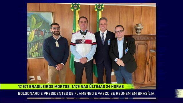 Repórter Cahê Mota participa do Troca de Passes e traz informações do Flamengo