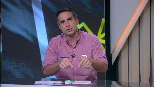 """Villani fala sobre superioridade física do Volta Redonda: """"Fluminense sofre demais"""""""