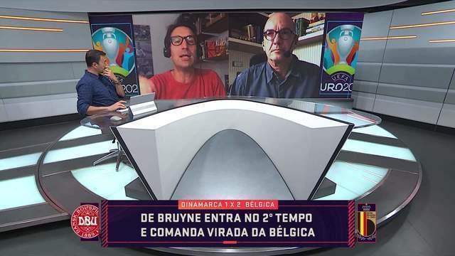 """Arnaldo Ribeiro: """"De Bruyne é mais completo do que Messi e Cristiano Ronaldo"""""""