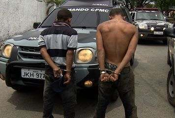 Polícia prende suspeitos de ter vitimado vigilante em Salgado, SE
