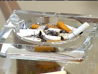 O que sente quando deixado fumando