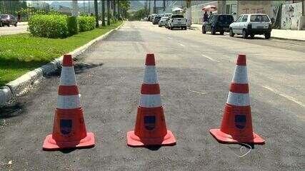 Cerca de 20 cones de sinaliza o s o furtados por semana for Camping cerca de vitoria