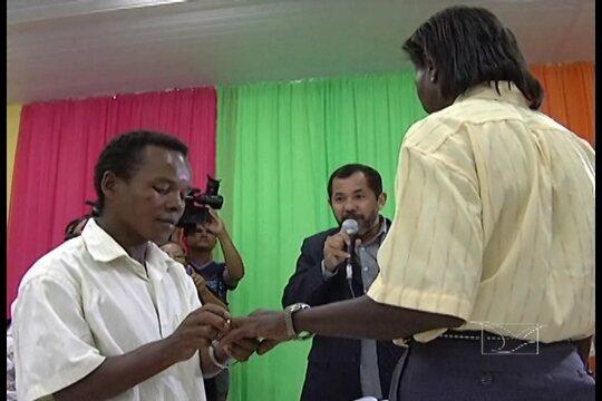 Realizado primeiro casamento homoafetivo do Médio Mearim, no Maranhão