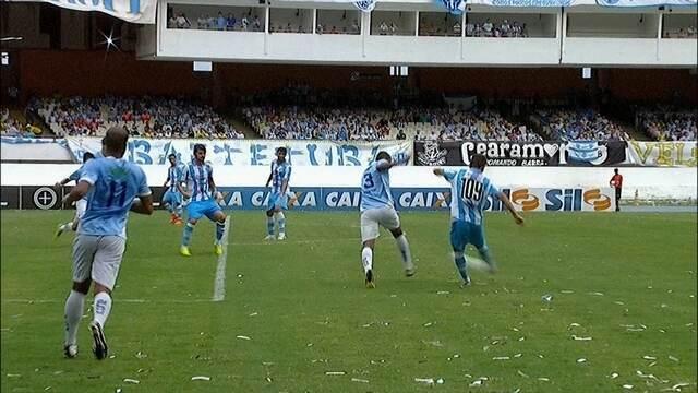Macaé cala mais de 37 mil torcedores do Papão e fica com o título da Série C