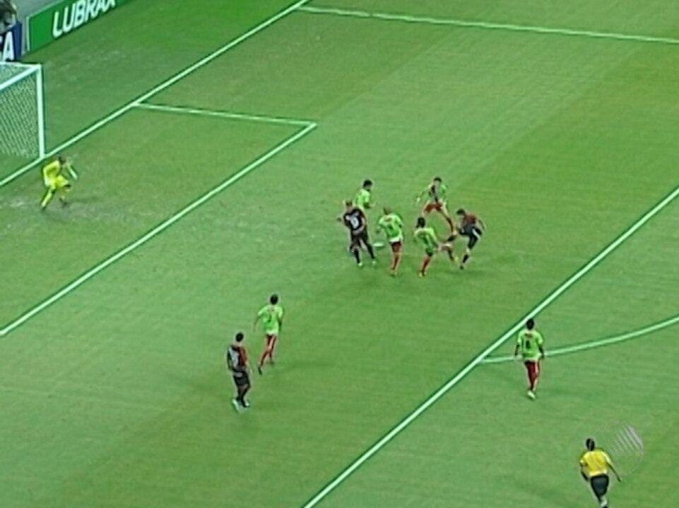 Vitória empata com Salgueiro-PE e é eliminado da Copa do Brasil - G1 Bahia  - Bahia Agora - Catálago de Vídeos - Catálogo de Vídeos abb8694bd95cd