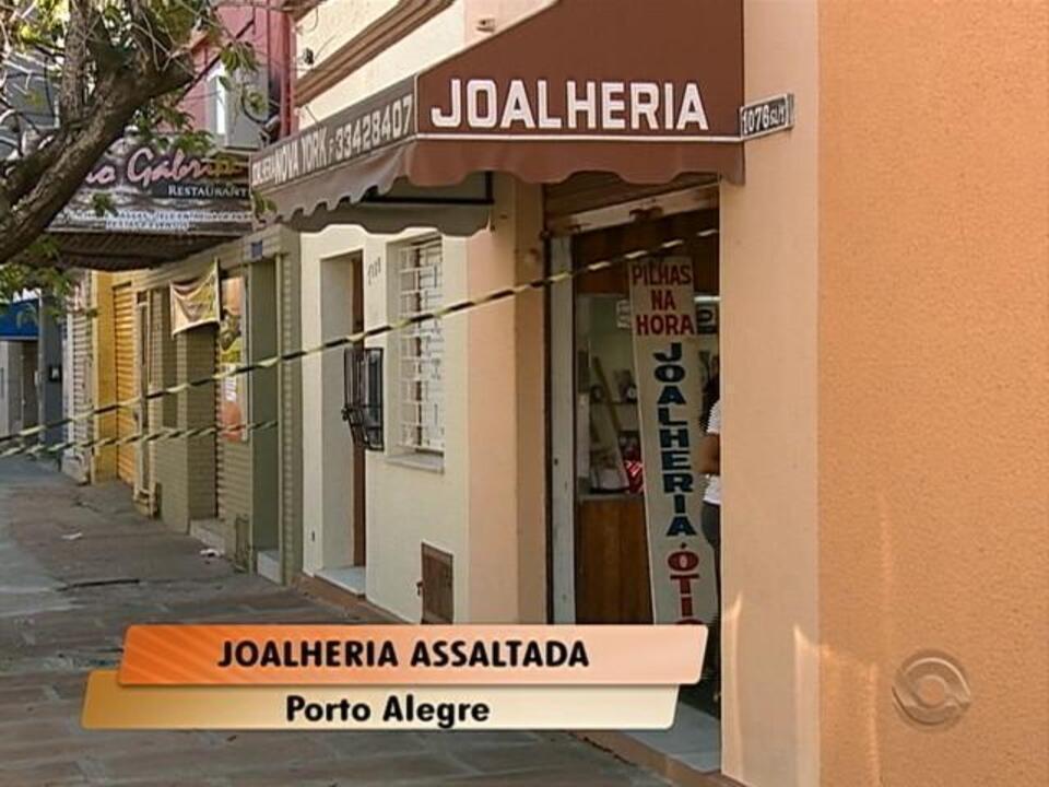 2be26b4fac7 Joalheria é assaltada na bairro Floresta