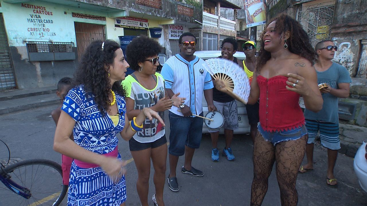 Adesivo Estrela Kalunga ~ Maria Menezes mapeia o Engenho Velho de Brotas Rede Bahia Mosaico Baiano Catálogo de Vídeos