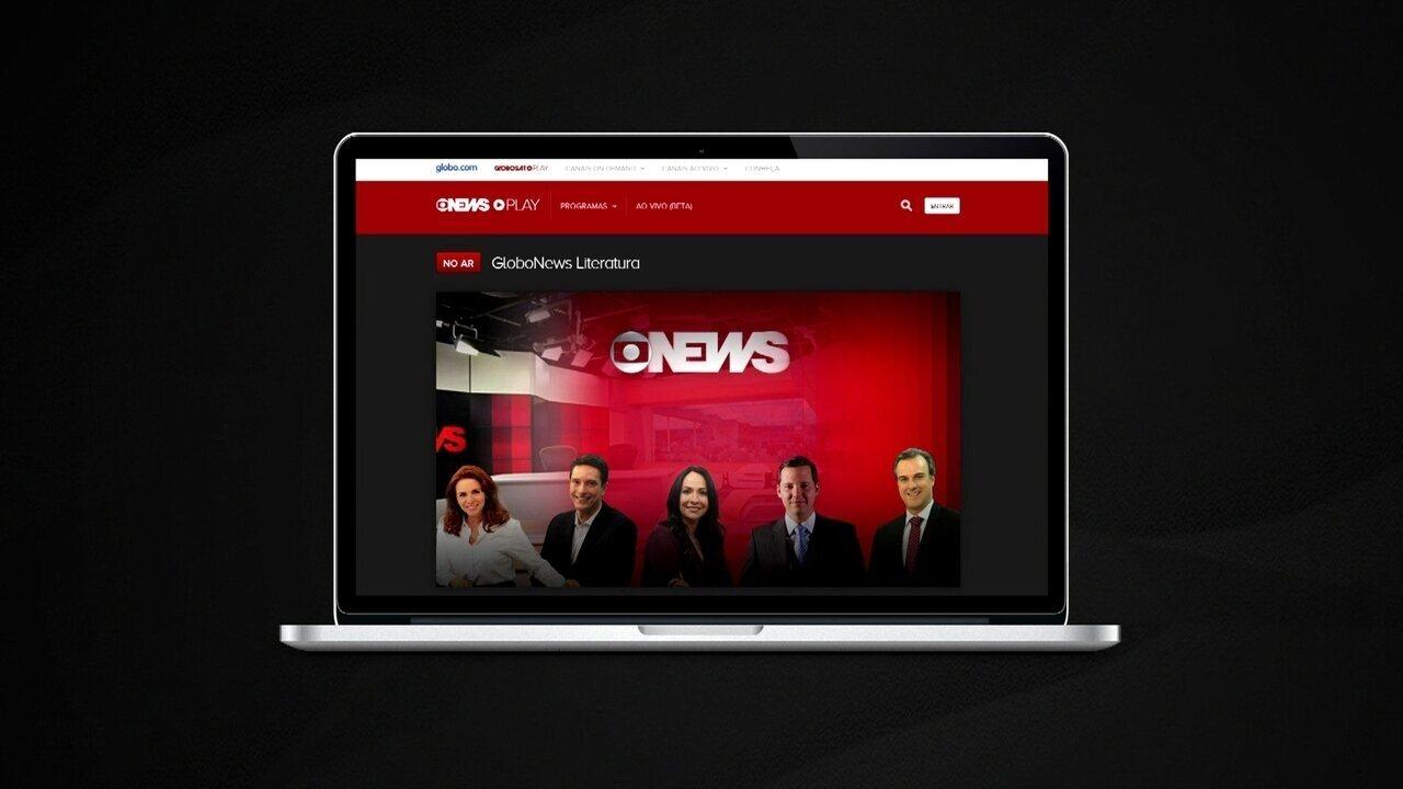 Descubra como assistir à GloboNews no seu computador