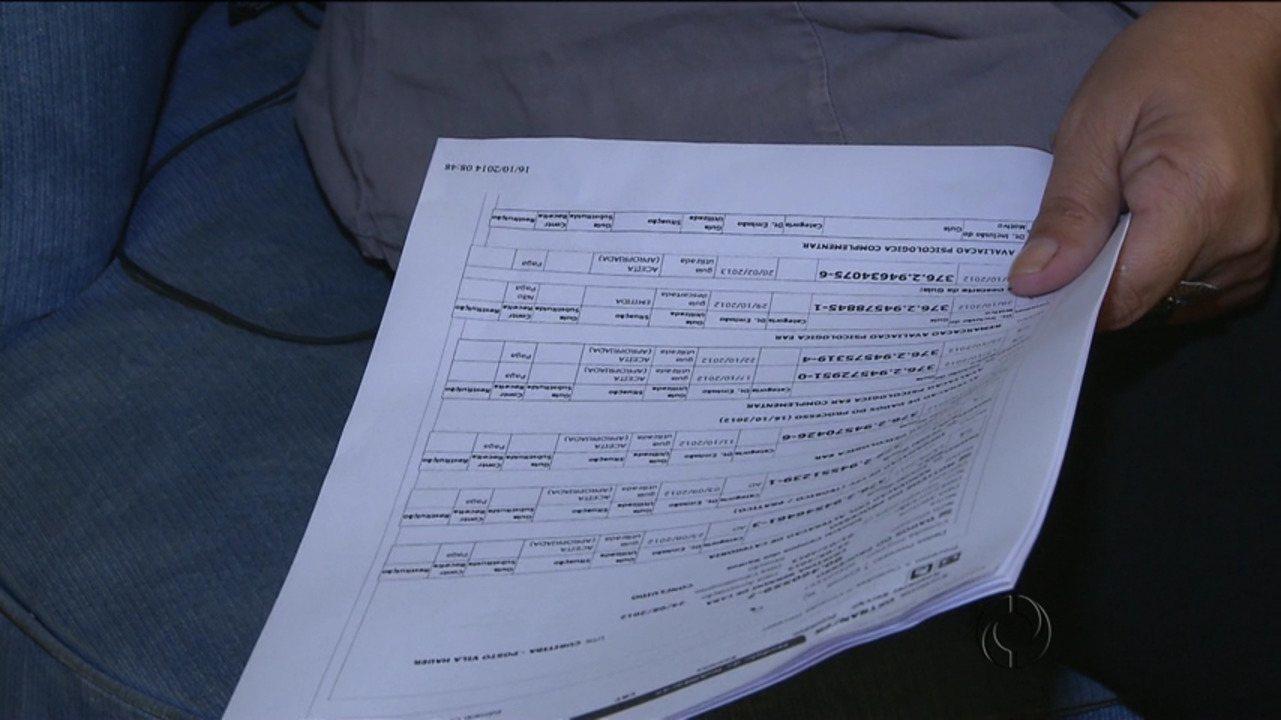 Exame psicotecnico detran sp