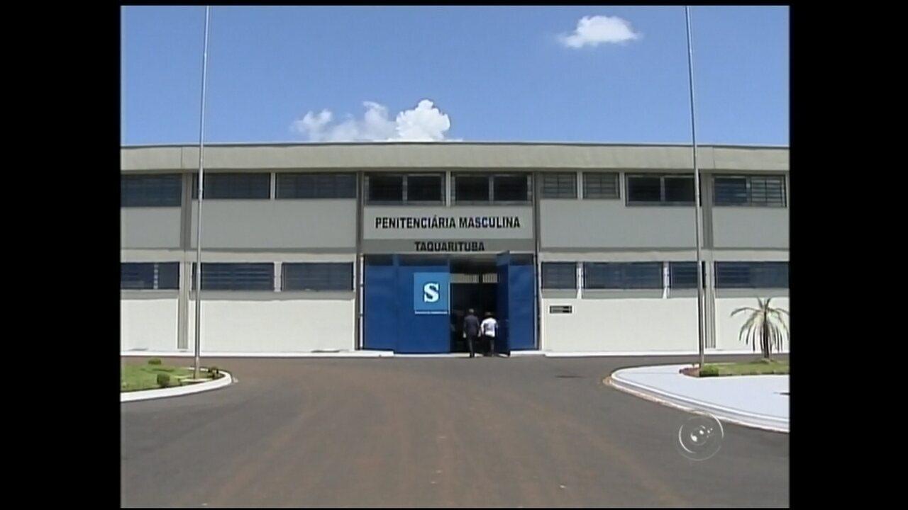 Resultado de imagem para Penitenciária de Taquarituba