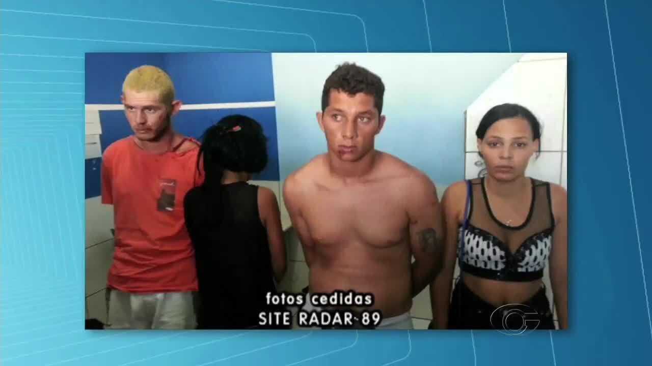 c54c62df07b70 Operação policial em Delmiro Gouveia prende grupo suspeito de assassinatos  e tráfico - G1 Alagoas - AL TV 2ª Edição - Catálogo de Vídeos