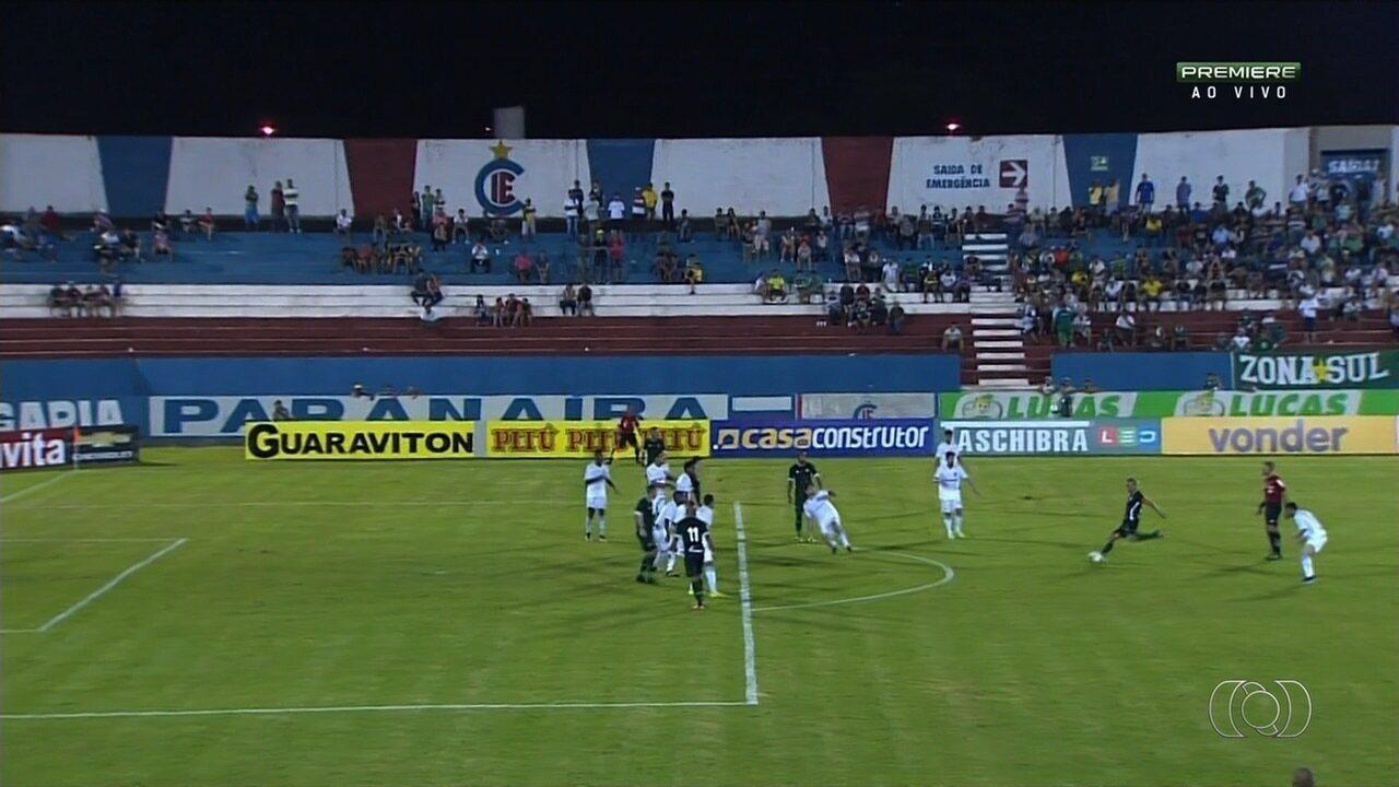 12653210ba Veja os resultados dos jogos de Goiás e Atlético-GO - G1 Goiás - Vídeos -  Catálogo de Vídeos