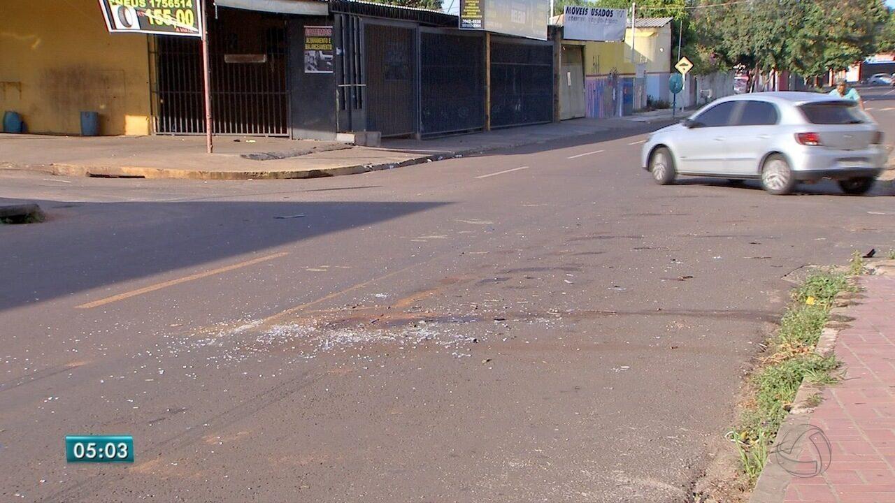 Bebê morre em acidente com pai embriagado em Campo Grande
