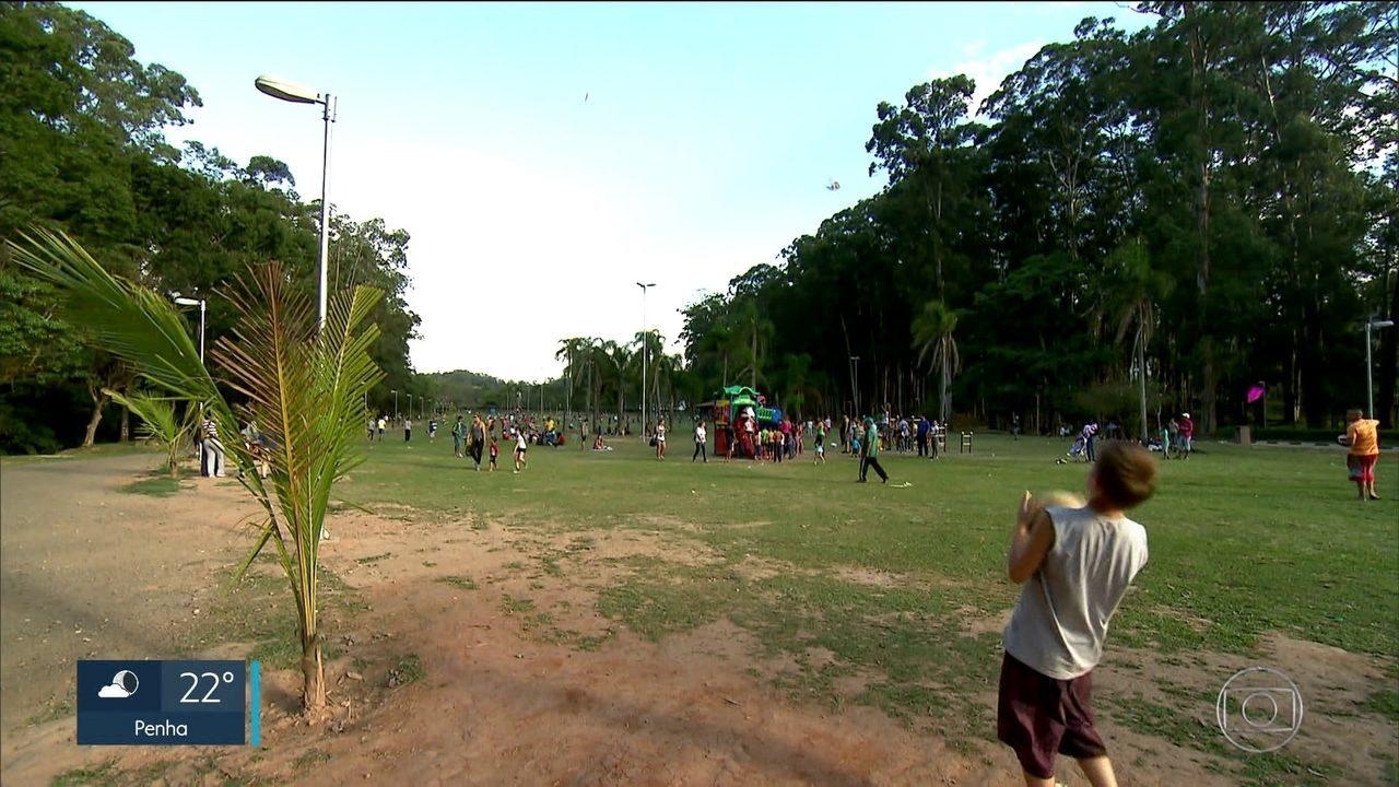 Prefeitura pretende diminuir gasto em 40% concedendo 14 parques à iniciativa privada