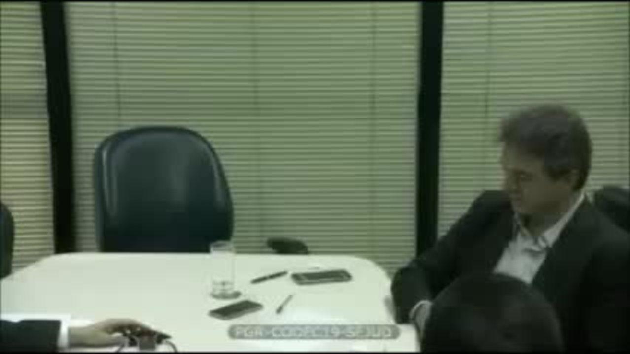 Depoimento de Joesley Batista – vídeo Termo 04 - Relacionamento Ministério da Agricultura
