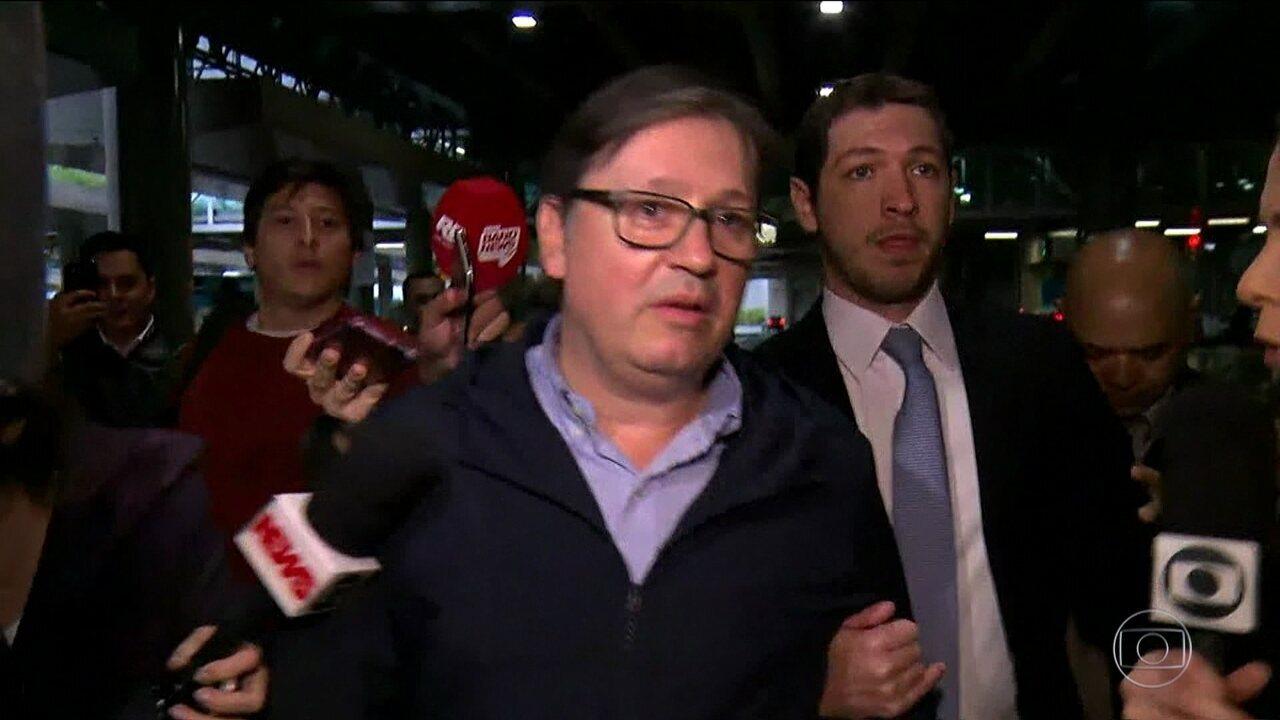 Rocha Loures, ex-deputado e ex-assessor de Temer, é preso pela PF