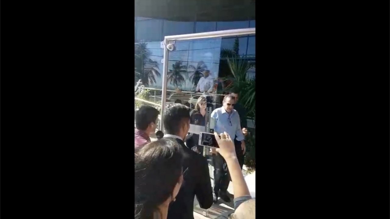 Preso, Henrique Alves deixa apartamento e é levado para a PF; veja vídeo